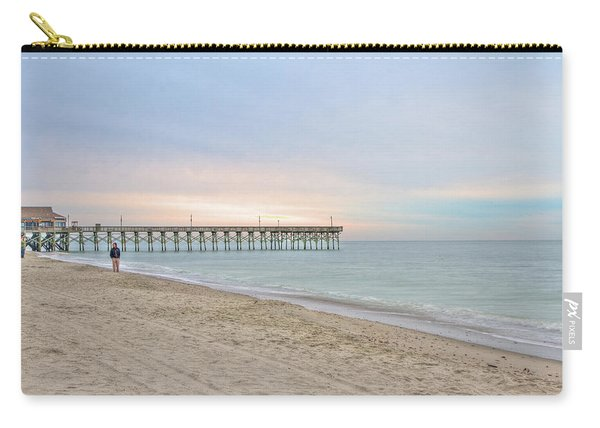 2nd Avenue Pier Carry-all Pouch
