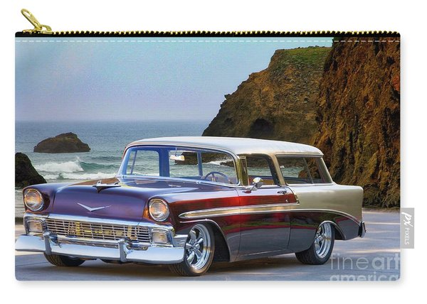 1956 Chevrolet Nomad Wagon Carry-all Pouch