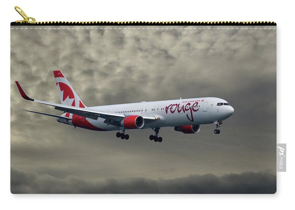 Air Canada Rouge Boeing 767-333 Carry-all Pouch