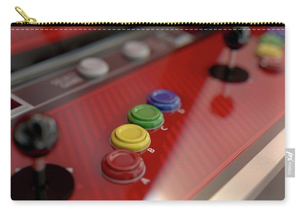 Arcade Control Panel  Carry-all Pouch