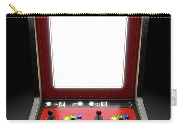 Arcade Machine Screen Carry-all Pouch