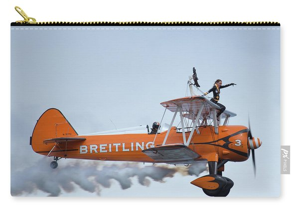 Breitling Wing Walker Carry-all Pouch