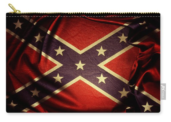 Confederate Flag 6 Carry-all Pouch