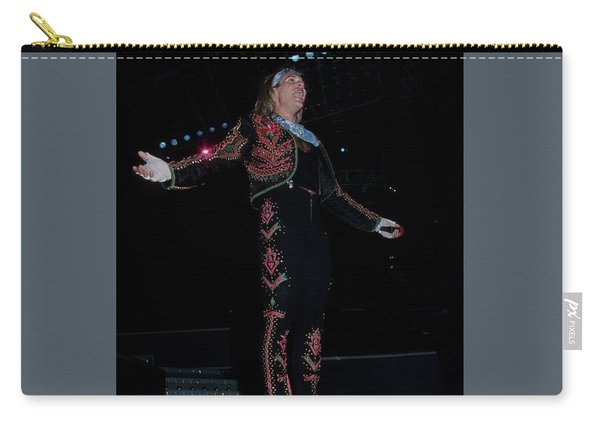 David Lee Roth Carry-all Pouch