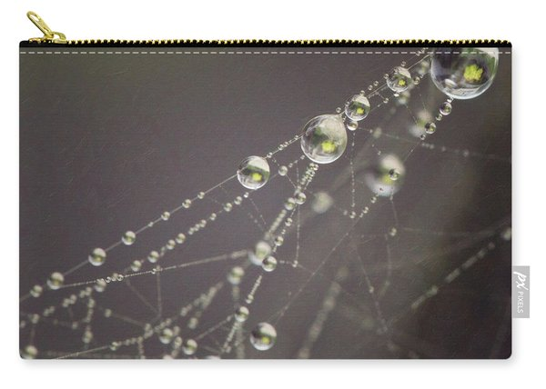 Droplets Carry-all Pouch