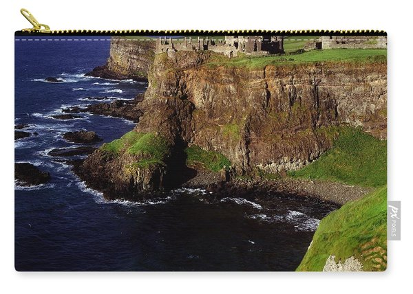 Dunluce Castle, Co. Antrim, Ireland Carry-all Pouch