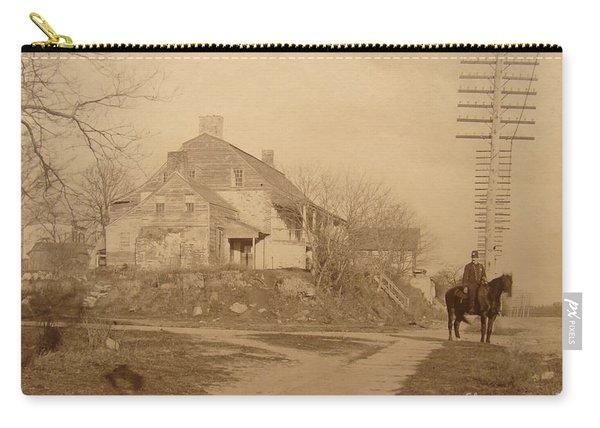 Dyckman Farmhouse  Carry-all Pouch