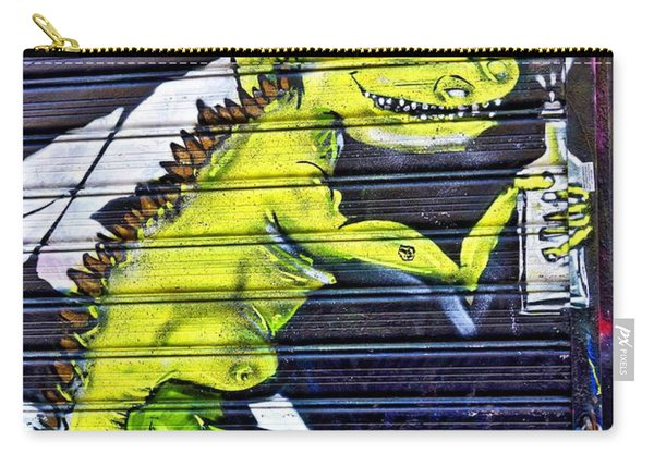 East Village Street Art 2014 Carry-all Pouch