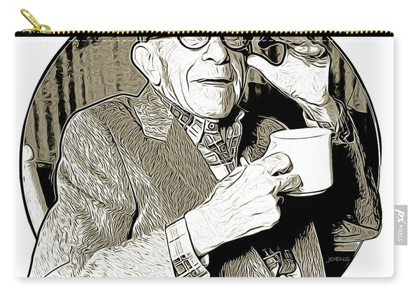 George Burns Carry-all Pouch