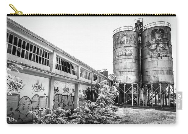 Industrial Silos. Carry-all Pouch