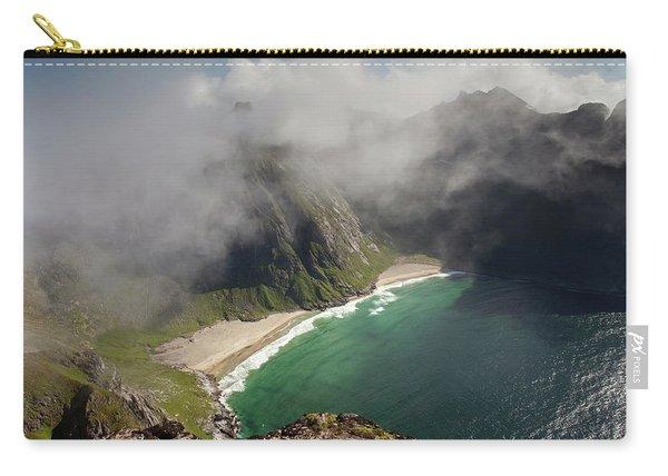 Kvalvika Beach Carry-all Pouch