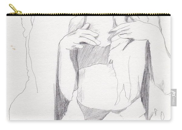 Missy - Sketch Carry-all Pouch
