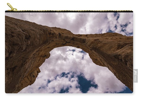 Monument Rocks Carry-all Pouch