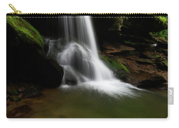 Otter Falls - Seven Devils, North Carolina Carry-all Pouch