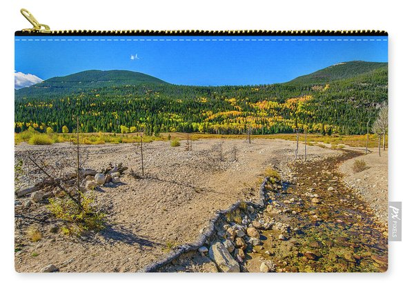 Rocky Mountain National Park Colorado Carry-all Pouch