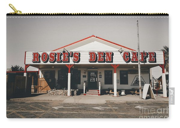 Rosies Den Cafe   Carry-all Pouch