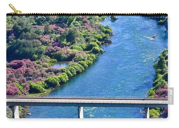 Shasta Dam Spillway Carry-all Pouch