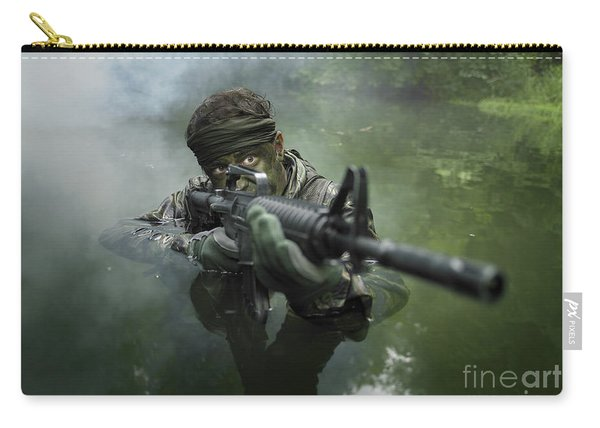 Special Operations Forces Soldier Carry-all Pouch
