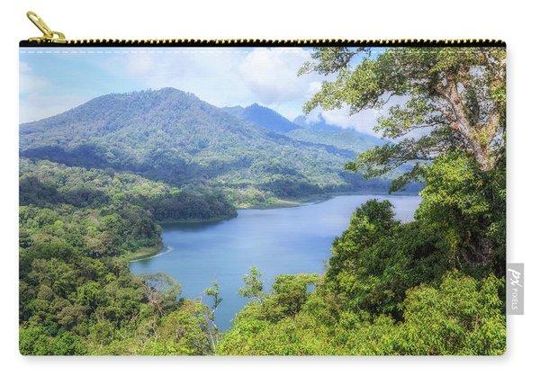Tamblingan Lake - Bali Carry-all Pouch