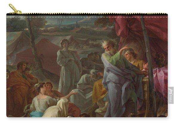 The Brazen Serpent Carry-all Pouch