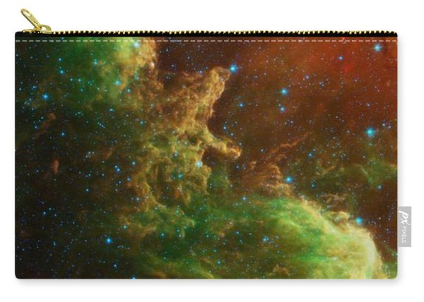 The North America Nebula Carry-all Pouch