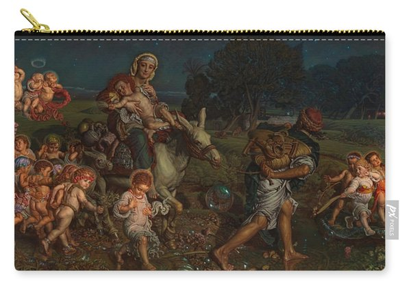 The Triumph Of The Innocents Carry-all Pouch