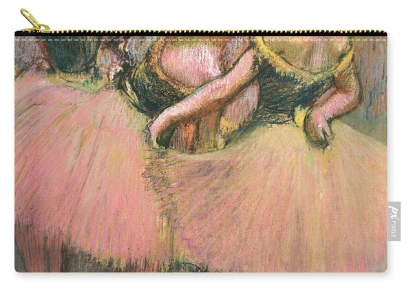 Three Dancers Carry-all Pouch