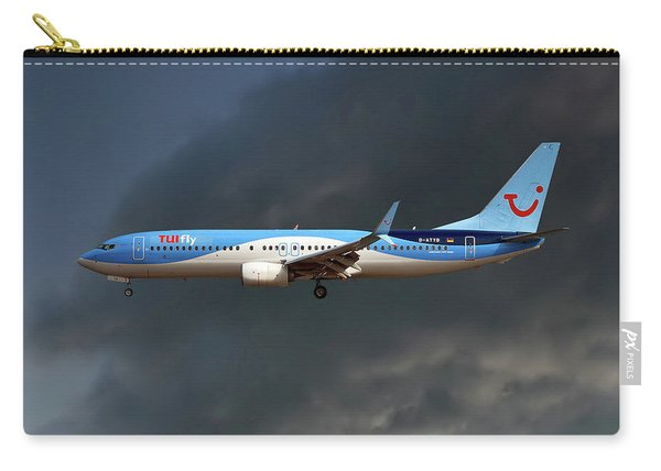 Tui Fly Boeing 737-8k5 Carry-all Pouch