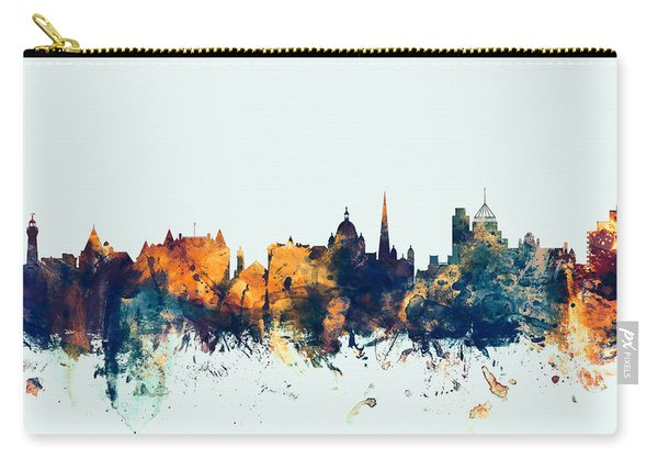 Victoria Canada Skyline Carry-all Pouch