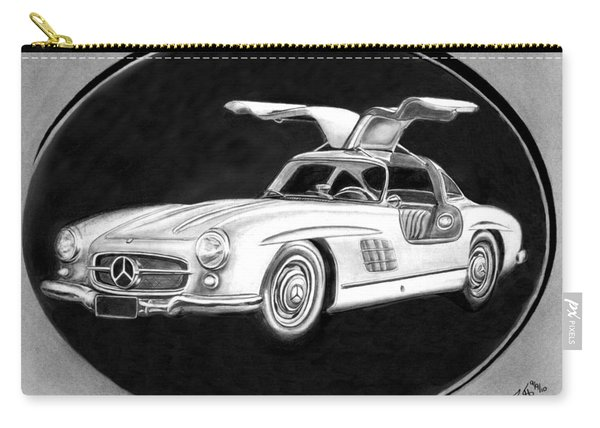 300 Sl Gullwing Carry-all Pouch