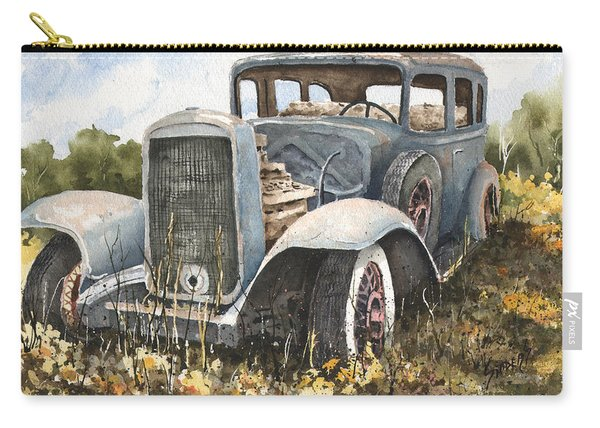 32 Buick Carry-all Pouch