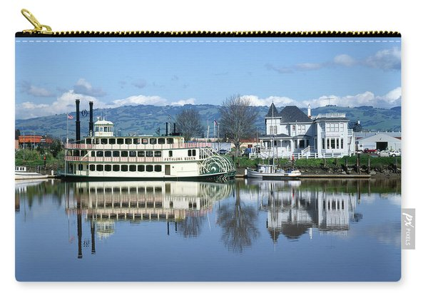 3b6380 Petaluma Queen Riverboat Carry-all Pouch