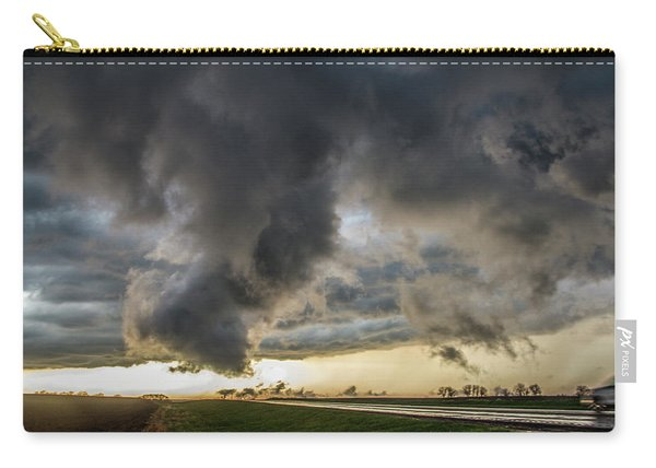 3rd Storm Chase Of 2018 051 Carry-all Pouch