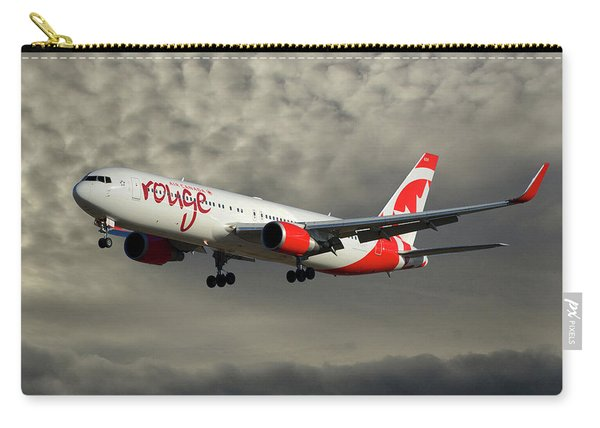 Air Canada Rouge Boeing 767-333 116 Carry-all Pouch