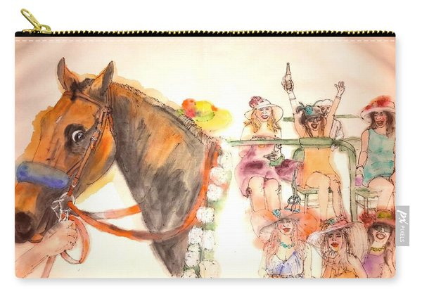 American Pharaoh Abum Carry-all Pouch