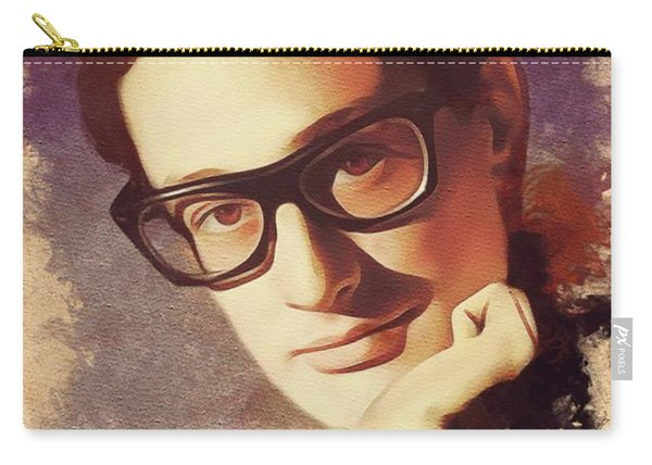 Buddy Holly, Music Legend Carry-all Pouch