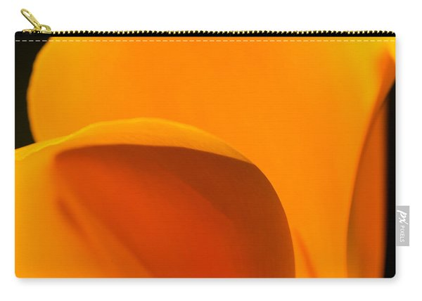Californian Poppies Carry-all Pouch