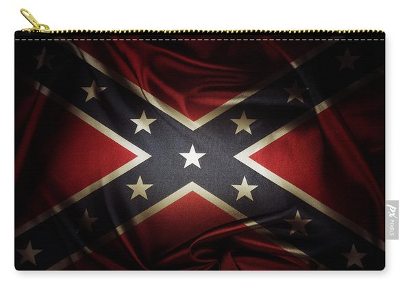 Confederate Flag 11 Carry-all Pouch