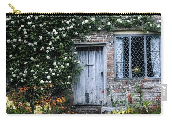 English Cottage Carry-all Pouch