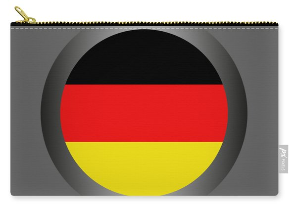 Germany Flag Carry-all Pouch