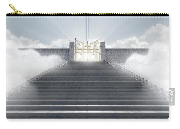 Heavens Gates Carry-all Pouch