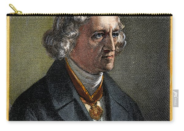 Jacob Grimm, 1785-1863 Carry-all Pouch