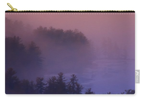 Melvin Bay Fog Carry-all Pouch