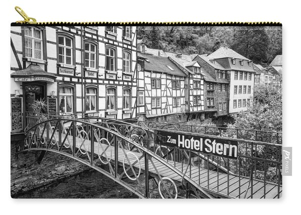 Monschau In Germany Carry-all Pouch