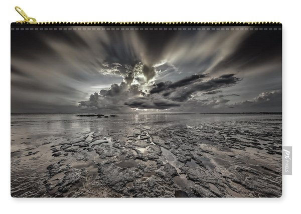 Seascape Of Hilton Head Island Carry-all Pouch