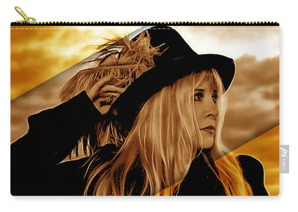 Stevie Nicks Collection Carry-all Pouch