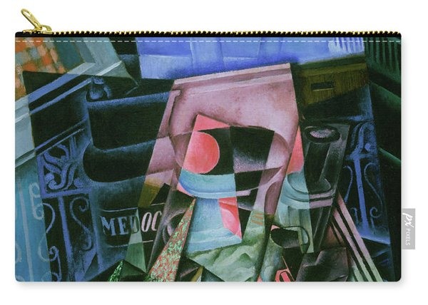 Still Life Before An Open Window, Place Ravignan Carry-all Pouch