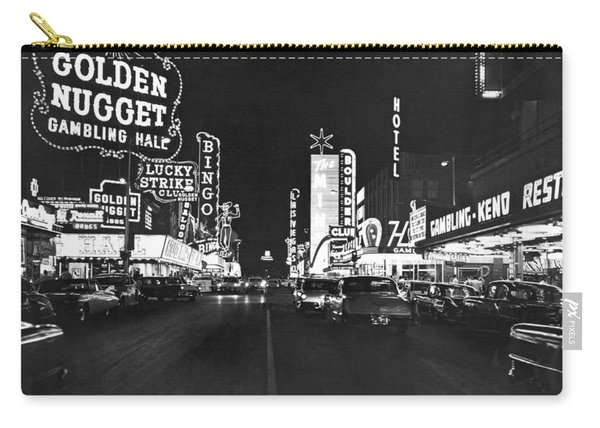 The Las Vegas Strip Carry-all Pouch