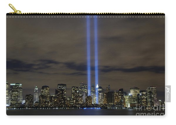 The Tribute In Light Memorial Carry-all Pouch