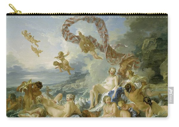 The Triumph Of Venus Carry-all Pouch
